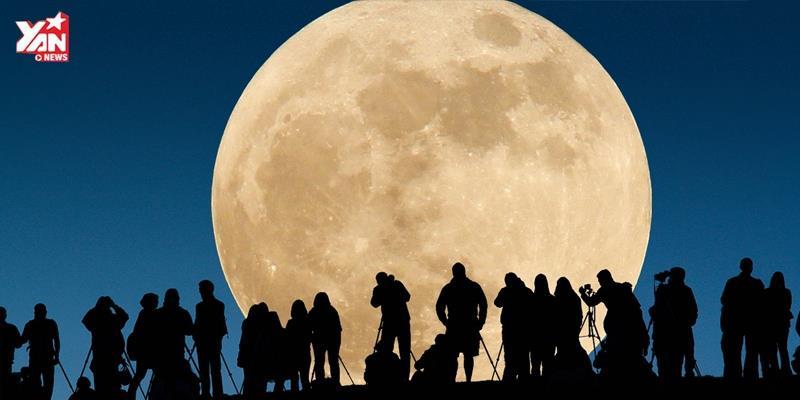 Siêu trăng lớn nhất thế kỷ 21 sẽ xảy ra vào ngày mai!