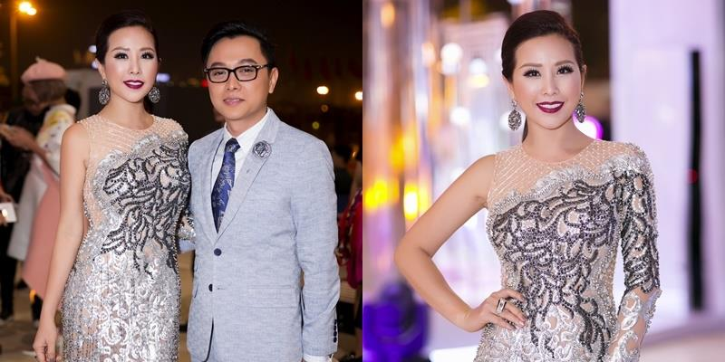 Hoa hậu Thu Hoài tạo cú shock lớn cho Công Trí sau show diễn