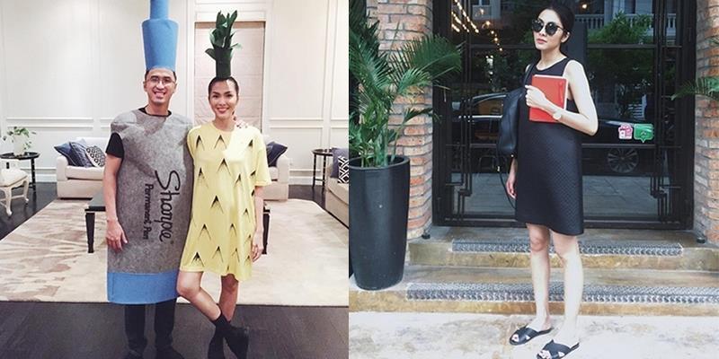 yan.vn - tin sao, ngôi sao - Tăng Thanh Hà sẽ sinh con thứ hai vào tháng 2/2017