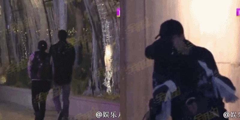 yan.vn - tin sao, ngôi sao - Hứa Ngụy Châu bị tung ảnh ôm hôn bạn diễn nữ, fan Thượng Ẩn khóc thét