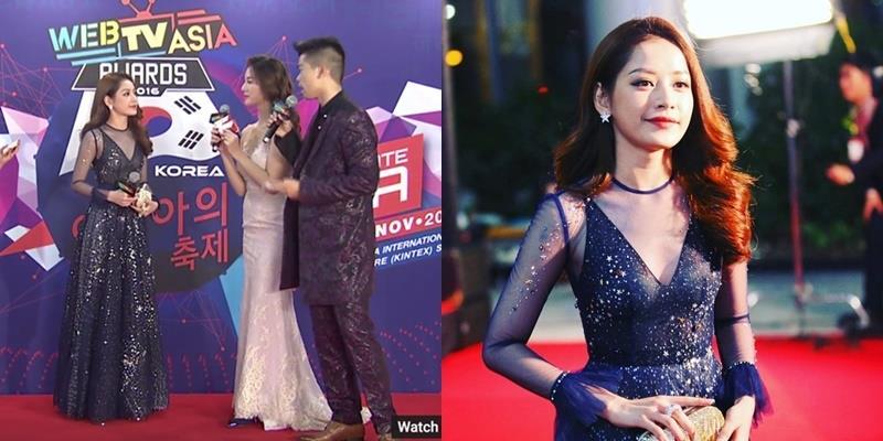 yan.vn - tin sao, ngôi sao - Chi Pu lại khiến fan thổn thức vì quá lộng lẫy trên thảm đỏ Hàn Quốc