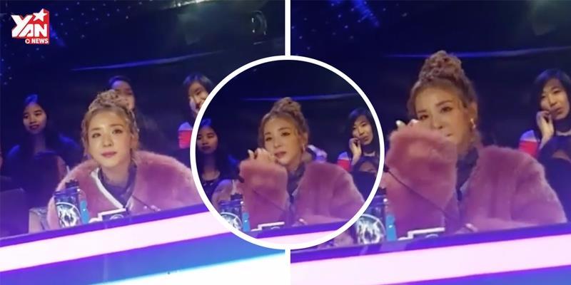 Dara nghẹn ngào sau khi 2NE1 tan rã