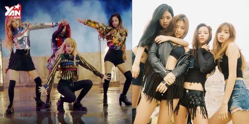 Black Pink tái xuất với cú đúp MV khủng đối đầu trực diện Twice