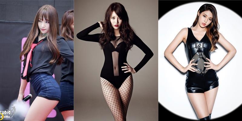 yan.vn - tin sao, ngôi sao - Bỏng mắt với Top 10 nữ thần tượng sexy nhất Kpop