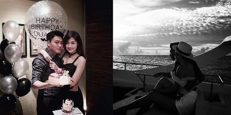 yan.vn - tin sao, ngôi sao - Bạn trai đại gia lần đầu công khai quan hệ tình cảm với Á hậu Tú Anh