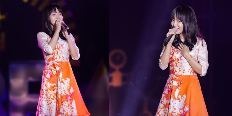 """Jang Mi khoe giọng hát mật ngọt, """"đốn tim"""" khán giả"""