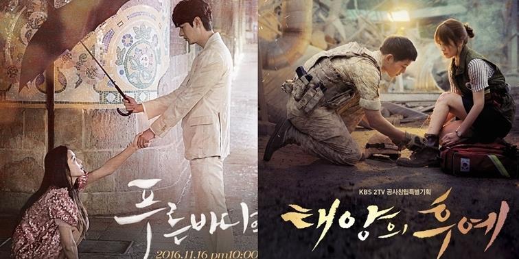 """yan.vn - tin sao, ngôi sao - Vừa lên sóng, """"bom tấn"""" của Lee Min Ho đã """"ăn đứt"""" Hậu Duệ Mặt Trời"""