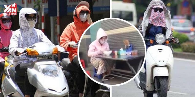 """Đỡ không nổi với những hành động của các """"nữ ninja"""" đường phố"""