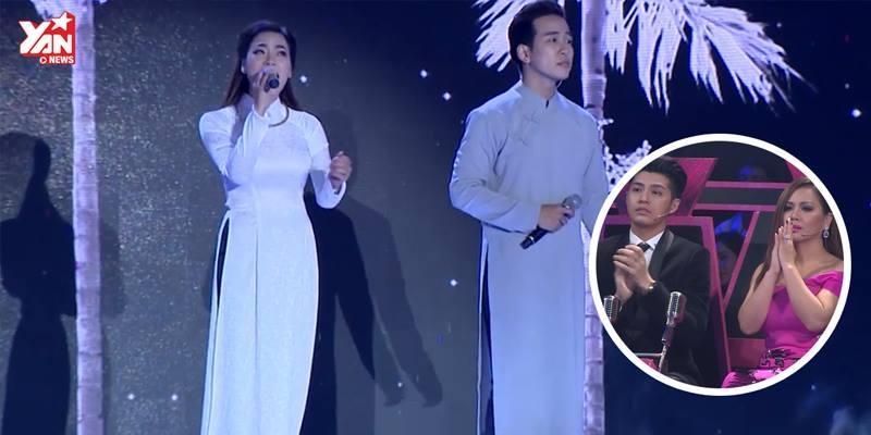 Noo Phước Thịnh xúc động vì thí sinh hát chạm đến trái tim