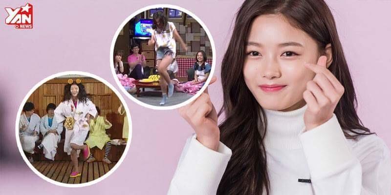 Những lần Kim Yoo Jung trổ tài nhảy múa siêu đáng yêu