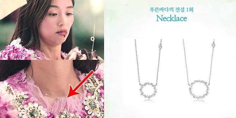 """""""Huyền thoại biển xanh"""" lại là một show thời trang của Jeon Ji Hyun"""