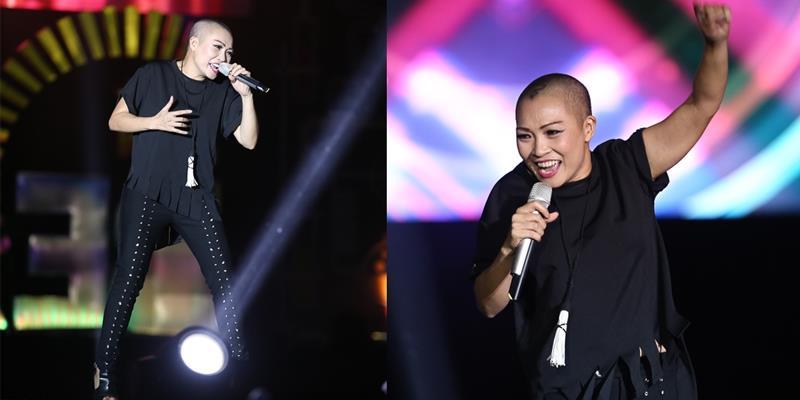 yan.vn - tin sao, ngôi sao - Tái ngộ YAN Beatfest, Phương Thanh xúc động với sự cổ vũ của khán giả
