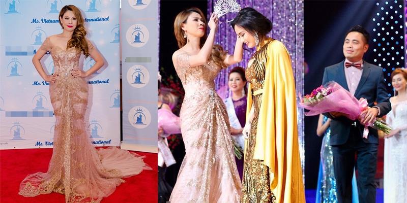 yan.vn - tin sao, ngôi sao - Thanh Thảo lộng lẫy đi chấm thi hoa hậu tại Mỹ