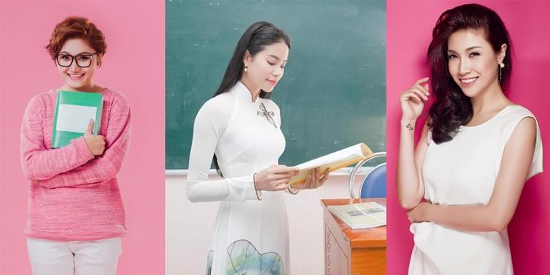 yan.vn - tin sao, ngôi sao - Nếu không làm nghệ thuật, những sao nữ Việt này đã trở thành giáo viên
