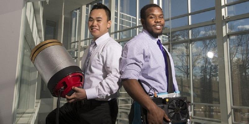 Chữa cháy bằng... một chiếc loa, kĩ sư gốc Việt khiến thế giới ngả mũ
