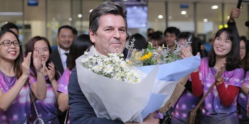 Huyền thoại âm nhạc Modern Talking đã có mặt tại Việt Nam