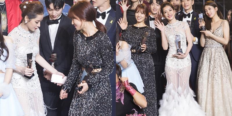 yan.vn - tin sao, ngôi sao - Hành động đẹp của Chi Pu với Park Shin Hye gây sốt cộng đồng mạng