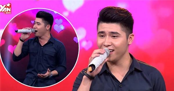Chàng trai hát tiếng Pháp khiến dàn giám khảo 'đứng hình'