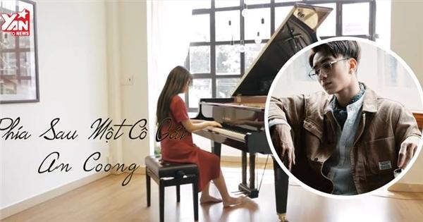 'Phía sau một cô gái' phiên bản piano da diết đến nao lòng
