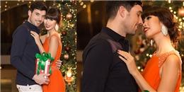 yan.vn - tin sao, ngôi sao - Siêu mẫu Hà Anh xinh đẹp đón Giáng sinh ngọt ngào bên chồng Tây