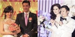 """4 đám cưới từng gây """"chấn động"""" netizen Việt của các BTV truyền hình"""
