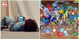 Bé 6 tuổi 'hack' iPhone của mẹ để mua đồ chơi trên mạng