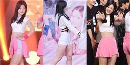 yan.vn - tin sao, ngôi sao - Nữ thần thế hệ mới Jung Chaeyeon lộ dấu vết đi hút mỡ ở đùi?