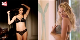 Nóng rực clip hát nhép của dàn thiên thần Victoria's Secret