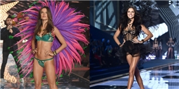 Choáng với thu nhập 'khủng' của dàn thiên thần nội y Victoria's Secret
