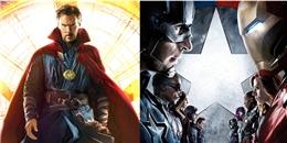 Xếp hạng 6 bộ phim siêu anh hùng đình đám nhất năm 2016