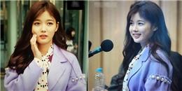yan.vn - tin sao, ngôi sao - Sao nhí Kim Yoo Jung dù bị sưng má vẫn đáng yêu không chịu được