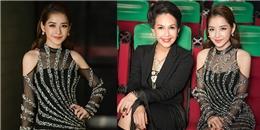 Chi Pu kiêu sa với sắc đen, thân thiết bên 'nữ hoàng ảnh lịch' Diễm My
