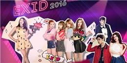 Showbiz Việt xôn xao trước sự kiện âm nhạc K-pop hot nhất 2016