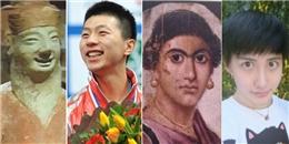 Gây sốt vì có khuôn mặt giống hệt nhân vật lịch sử