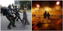 Cùng nhìn lại năm 2016 đầy biến động qua những bức ảnh ấn tượng này