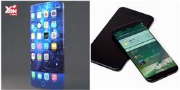iPhone 8 có thêm vũ khí mới: Mặt lưng cảm ứng