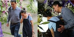 Con gái Quang Lý khóc hết nước mắt về nước chịu tang bố