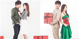 yan.vn - tin sao, ngôi sao - Gin Tuấn Kiệt hồi hộp khi chụp ảnh thân mật với Midu