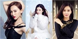 Ganh tỵ hết mức với ba mỹ nhân Hoa ngữ được nhiều trai đẹp 'yêu' nhất!
