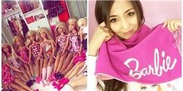 Choáng với fan cuồng Barbie: Chi hơn 1 tỉ rưỡi để 'hường hóa' thế giới