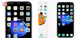 Lộ diện iPhone 8 không viền màn hình đẹp xuất sắc