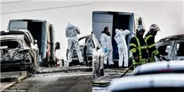 Pháp: 70kg vàng bị cướp giữa phố 'hệt như phim hành động'