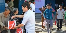Ajinomoto Việt Nam san sẻ khó khăn với đồng bào vùng lũ miền Trung