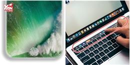 iPhone 8 sẽ giống hệt Macbook Pro với thanh Touch Bar ảo diệu?