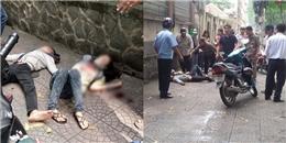 Vụ đâm bạn gái ở SG: cô gái nguy kịch, chàng trai qua cơn nguy hiểm