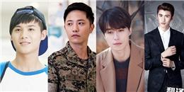 10 nam phụ 'vạn người mê' của màn ảnh Hoa - Hàn năm 2016