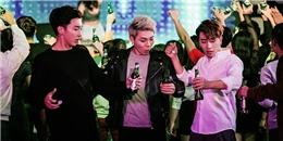 yan.vn - tin sao, ngôi sao - Bắt gặp 3 hotboy Monstar đón Tết rộn ràng tại phố cổ Hà Nội