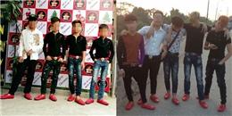 """""""Hot trend"""" gây sốt: Giày mọi đỏ không bỏ được đâu!"""