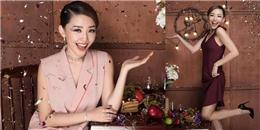 yan.vn - tin sao, ngôi sao - Tóc Tiên kín đáo nhưng vẫn đầy hấp dẫn trong loạt ảnh Giáng Sinh