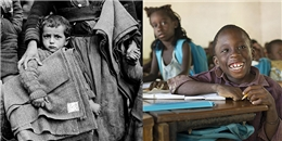 Những ánh mắt của trẻ em nghèo khi được giúp đỡ khiến bạn tan chảy